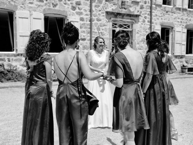Le mariage de Marylène et Christophe à Yssingeaux, Haute-Loire 8