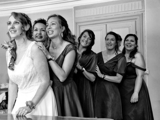 Le mariage de Marylène et Christophe à Yssingeaux, Haute-Loire 9