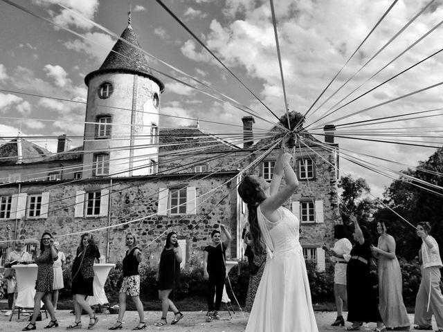 Le mariage de Marylène et Christophe à Yssingeaux, Haute-Loire 28