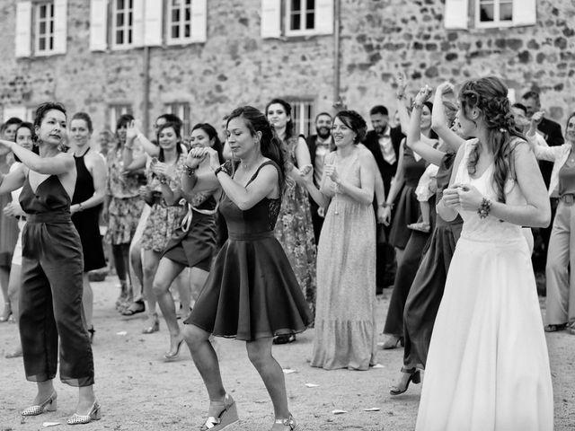 Le mariage de Marylène et Christophe à Yssingeaux, Haute-Loire 31