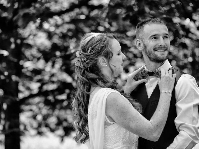 Le mariage de Marylène et Christophe à Yssingeaux, Haute-Loire 37