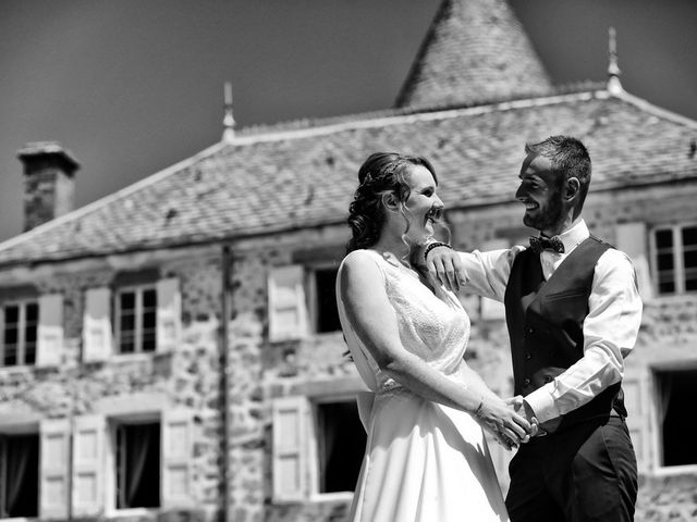 Le mariage de Marylène et Christophe à Yssingeaux, Haute-Loire 38