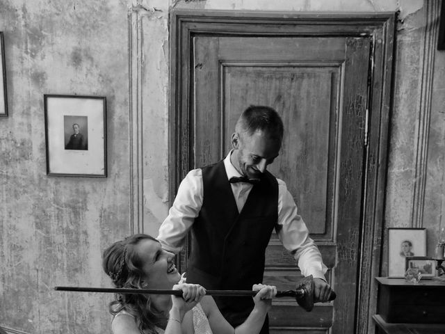 Le mariage de Marylène et Christophe à Yssingeaux, Haute-Loire 42