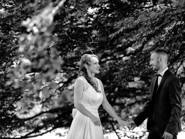 Le mariage de Marylène et Christophe à Yssingeaux, Haute-Loire 48