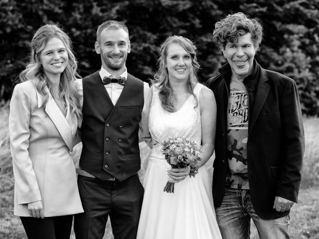 Le mariage de Marylène et Christophe à Yssingeaux, Haute-Loire 49
