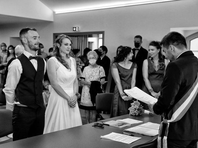 Le mariage de Marylène et Christophe à Yssingeaux, Haute-Loire 56