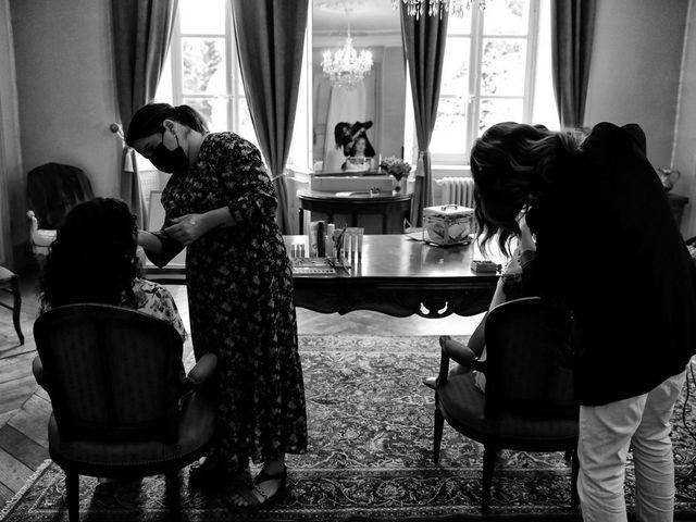 Le mariage de Marylène et Christophe à Yssingeaux, Haute-Loire 58