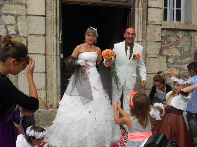 Le mariage de Cathie et Stéphane à Saint-Chef, Isère 1