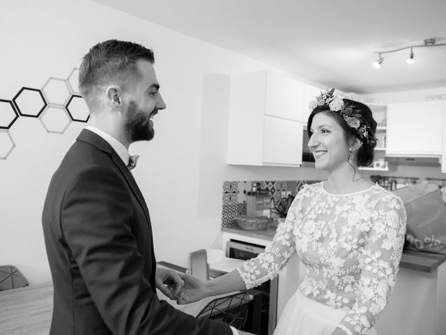 Le mariage de Yann et Marine à Lacenas, Rhône 4