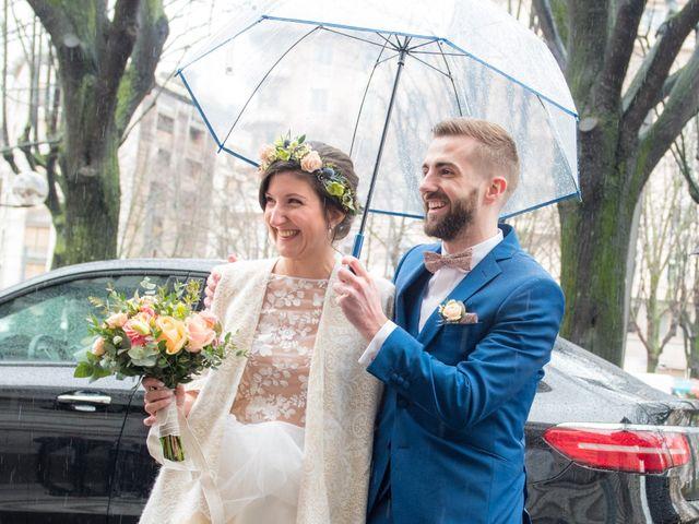 Le mariage de Yann et Marine à Lacenas, Rhône 5