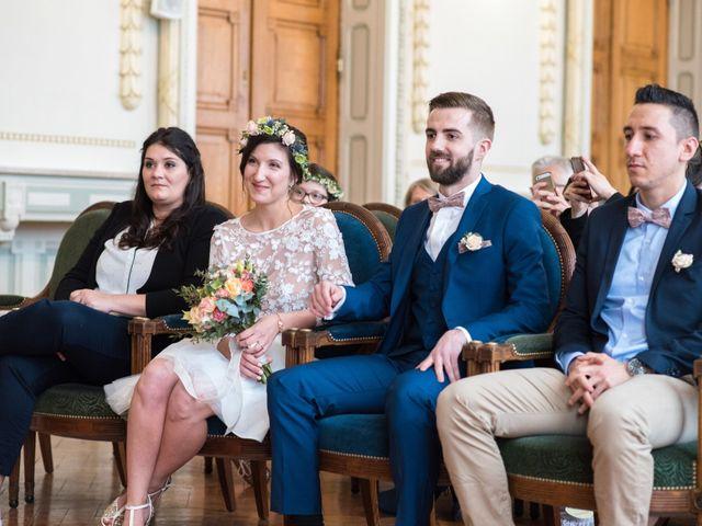 Le mariage de Yann et Marine à Lacenas, Rhône 6