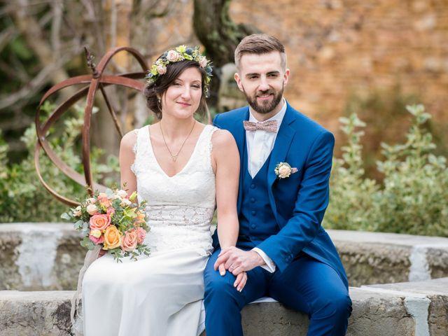 Le mariage de Yann et Marine à Lacenas, Rhône 9