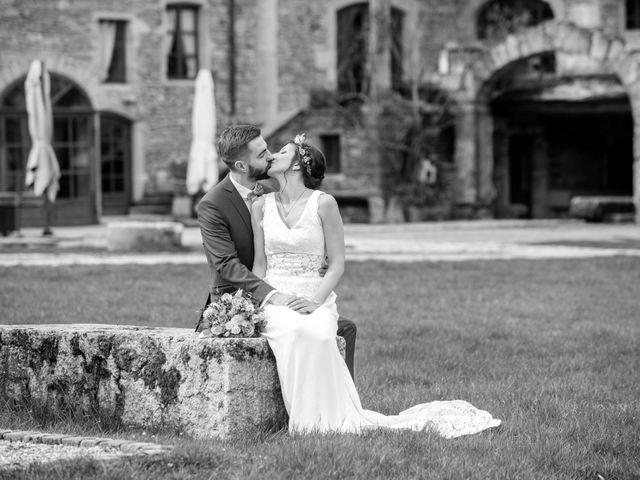 Le mariage de Yann et Marine à Lacenas, Rhône 10
