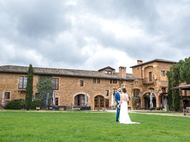 Le mariage de Yann et Marine à Lacenas, Rhône 11