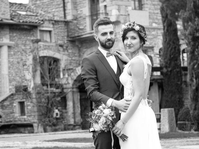 Le mariage de Marine et Yann