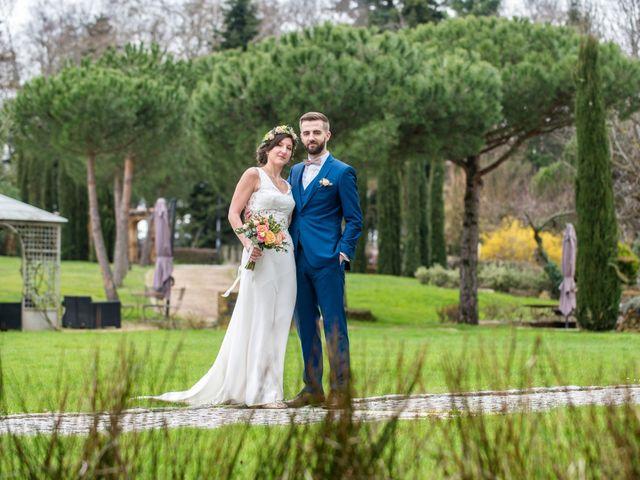 Le mariage de Yann et Marine à Lacenas, Rhône 12