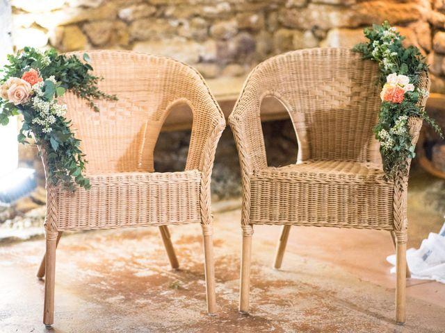 Le mariage de Yann et Marine à Lacenas, Rhône 18