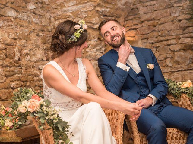 Le mariage de Yann et Marine à Lacenas, Rhône 19