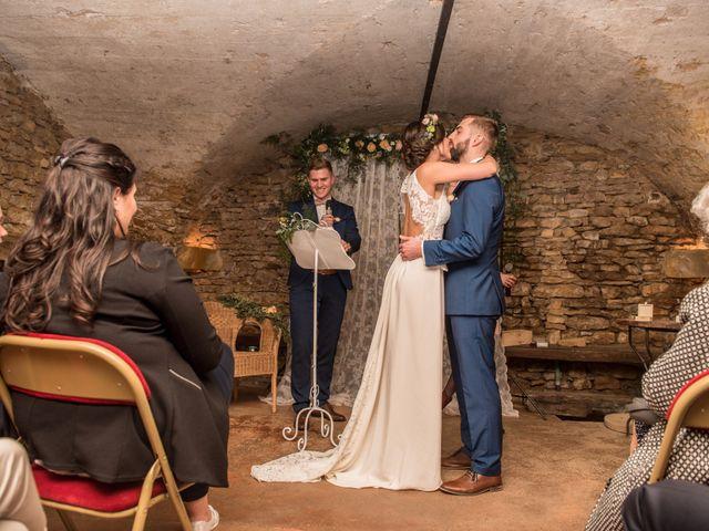 Le mariage de Yann et Marine à Lacenas, Rhône 21