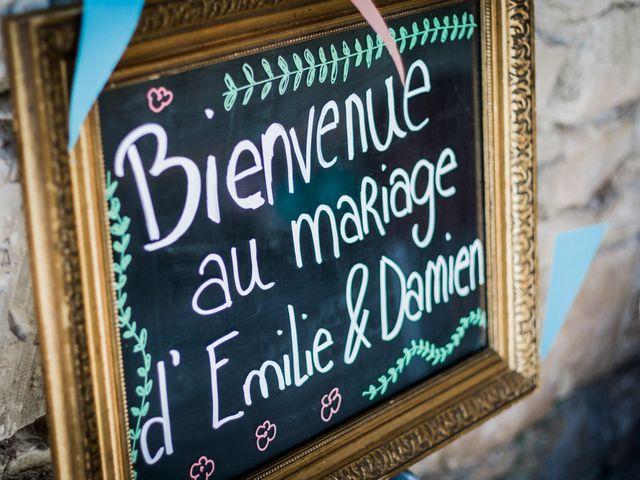 Le mariage de Damien et Emilie à Bossée, Indre-et-Loire 1