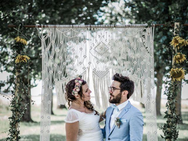 Le mariage de Damien et Emilie à Bossée, Indre-et-Loire 11
