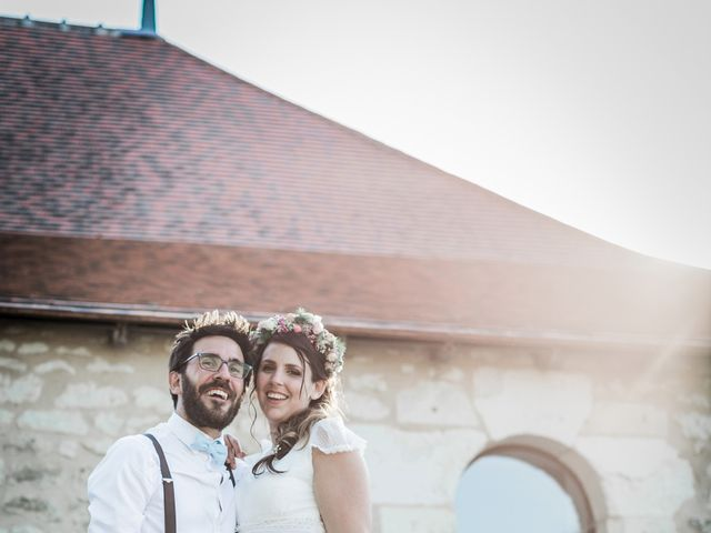 Le mariage de Damien et Emilie à Bossée, Indre-et-Loire 15