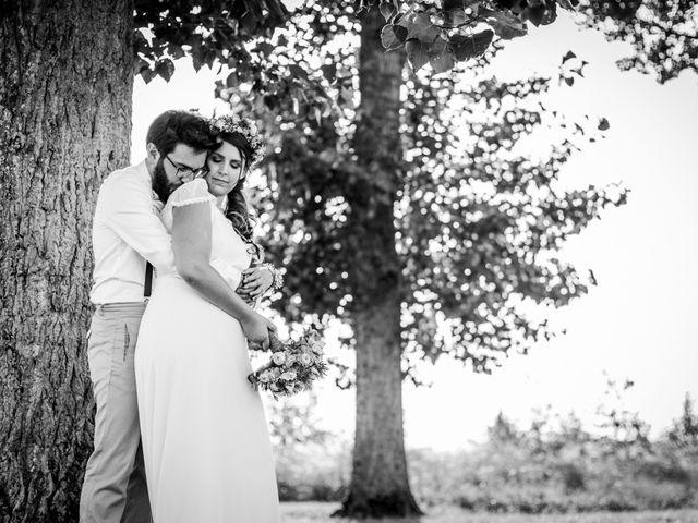 Le mariage de Damien et Emilie à Bossée, Indre-et-Loire 16