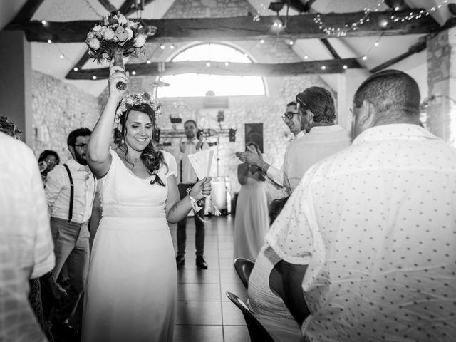 Le mariage de Damien et Emilie à Bossée, Indre-et-Loire 18