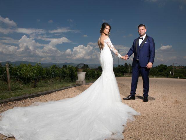 Le mariage de Angélique et Dimitri
