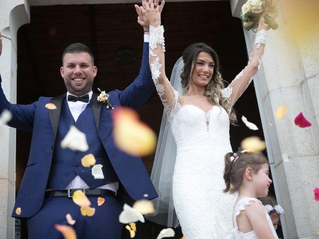 Le mariage de Dimitri et Angélique à Jonage, Rhône 23
