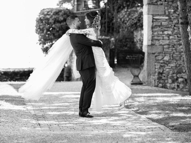 Le mariage de Dimitri et Angélique à Jonage, Rhône 34