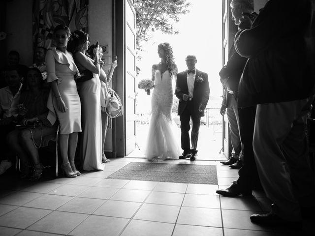Le mariage de Dimitri et Angélique à Jonage, Rhône 39