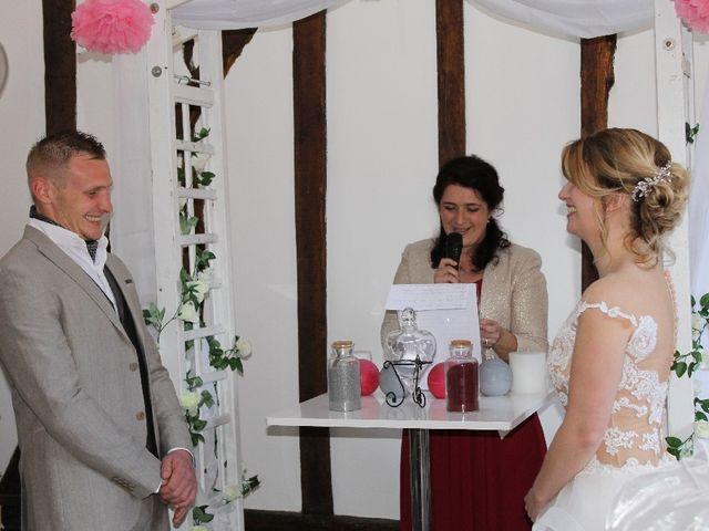 Le mariage de Florent  et Angelique   à Ons-en-Bray, Oise 4