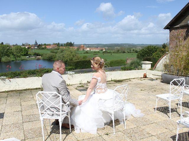 Le mariage de Florent  et Angelique   à Ons-en-Bray, Oise 7