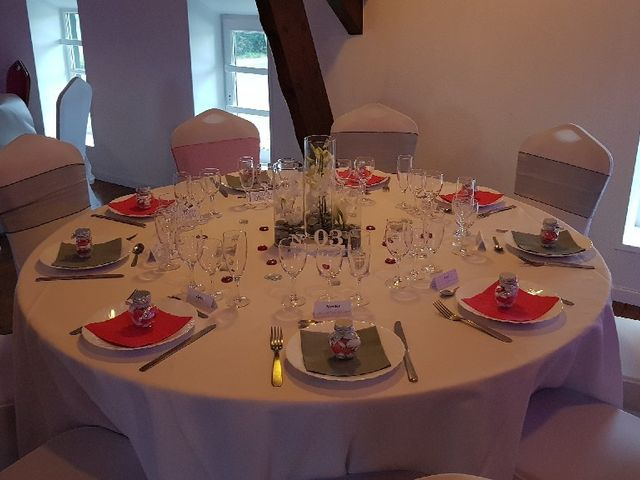 Le mariage de Florent  et Angelique   à Ons-en-Bray, Oise 9