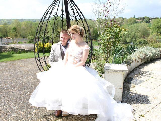 Le mariage de Florent  et Angelique   à Ons-en-Bray, Oise 16