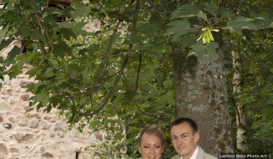 Le mariage de Julien et Aurélie à Masevaux, Haut Rhin