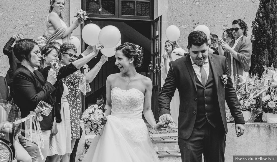 Le mariage de Camille et Bérénice à Laigné-en-Belin, Sarthe