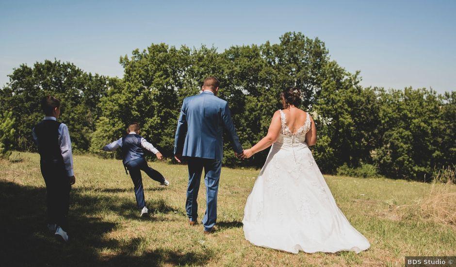 Le mariage de Richard et Aline à Agen, Lot-et-Garonne