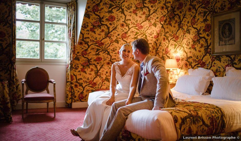 Le mariage de Karl et Julie à Lingolsheim, Bas Rhin