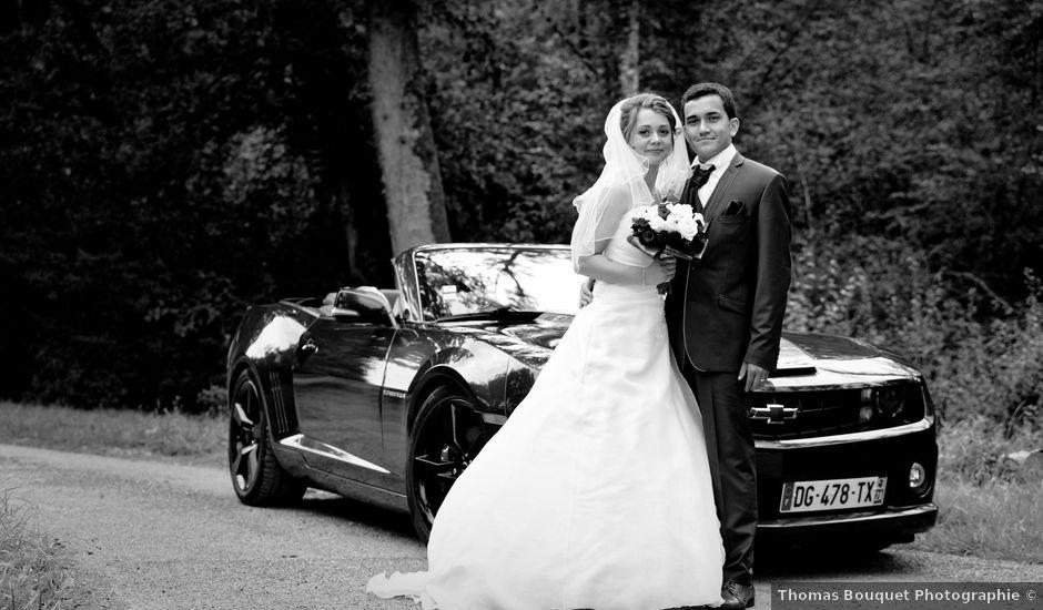 Le mariage de Maximilien et Marie à Fleurey-lès-Faverney, Haute-Saône