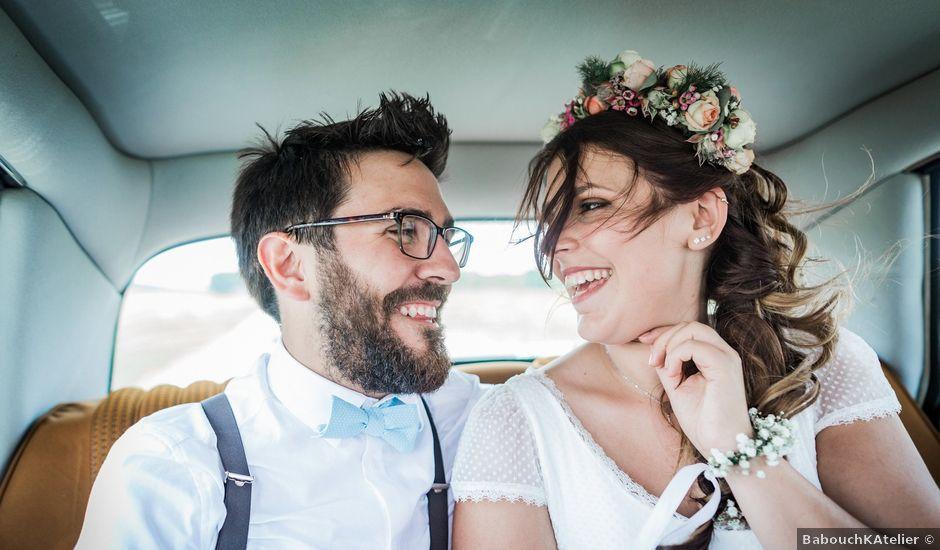Le mariage de Damien et Emilie à Bossée, Indre-et-Loire