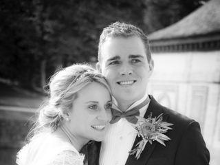 Le mariage de Delphine et Ryan