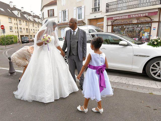 Le mariage de Fritz et Véronique à Deuil-la-Barre, Val-d'Oise 8