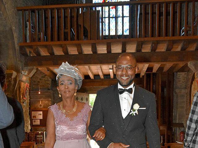 Le mariage de Fritz et Véronique à Deuil-la-Barre, Val-d'Oise 9