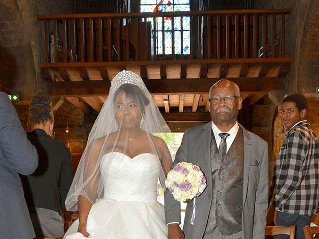 Le mariage de Fritz et Véronique à Deuil-la-Barre, Val-d'Oise 10