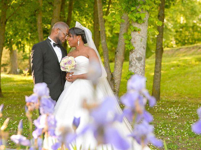 Le mariage de Fritz et Véronique à Deuil-la-Barre, Val-d'Oise 15