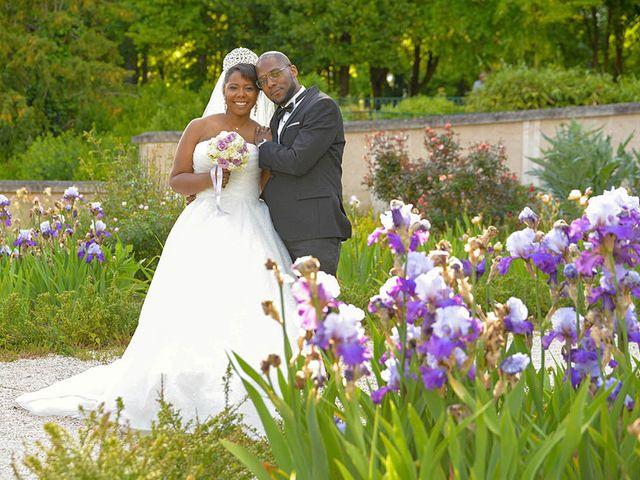 Le mariage de Fritz et Véronique à Deuil-la-Barre, Val-d'Oise 17
