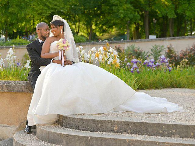 Le mariage de Fritz et Véronique à Deuil-la-Barre, Val-d'Oise 18
