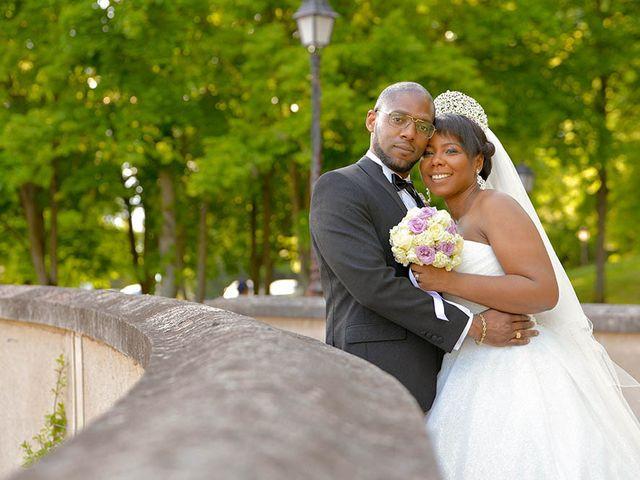 Le mariage de Fritz et Véronique à Deuil-la-Barre, Val-d'Oise 19